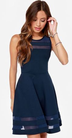 Looking for Blue Dress for Women? ❤ Browse our ideas how to wear blue dresses and create your personalized makeup for perfect look ❤ See more at LadyLife ❤ Grad Dresses, Casual Dresses, Short Dresses, Summer Dresses, Dresses To Wear To Graduation, Women's Dresses, Dresses Online, 8th Grade Graduation Dresses, Graduation Outfits