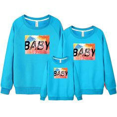 2017 family matching hoodies mother father baby boys girls clothes sweatshirts mother son outfits mother and daughter clothes