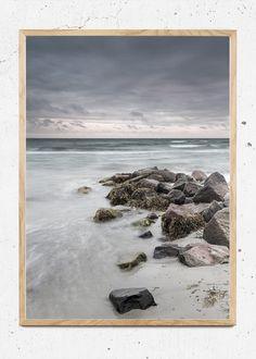 Plakat af Glænø fra Foto Factory