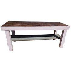 Vintage Rustic Farm Table