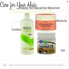 Care for Your Hair: Keeping Your [Natural] Hair Moisturized - Hair Care Natural Hair Care Tips, Natural Hair Growth, Natural Hair Journey, Natural Hair Styles, Natural Makeup, Pelo Natural, Au Natural, Going Natural, Pelo Afro