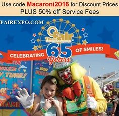 Only 9 days left to purchase discount tickets! #TheYouthFair starts in 10 days!! @theyouthfair #mackid #mackidmiamieast #mackidnwmiami #sponsored