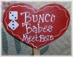 Bunco heart signs