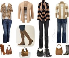 """""""Cardigan Cuteness!"""" by karmicangel ❤ liked on Polyvore"""