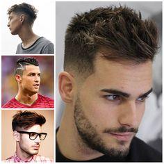 21 para hombre valiente peinados 2017 Lado del tallado - kcbler.com