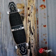 Longboard II Versatile. Innovative. Inspired. The Original Skateboards Apex 37 DoubleConcave.   See the board: http://originalskateboards.com/longboards/apex-37-doubleconcave   Photo: Jenna O'Connor