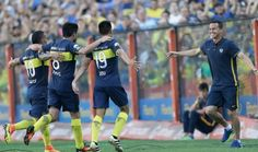 Boca Jrs. venció a Racing y se acerca al líder Estudiantes - http://www.notiexpresscolor.com/2016/12/05/boca-jrs-vencio-a-racing-y-se-acerca-al-lider-estudiantes/