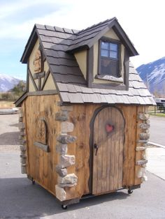 another wendy house
