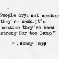 Johnny ieri, Johnny oggi, Johnny domani... Johnny PER SEMPRE. <3