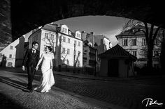 Pre wedding old Prague