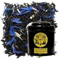 Mariage Frères Earl Grey French Blue 100g