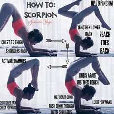 #YogaTutorial : #scorpionpose This took me a year. You can see my previous post… http://amzn.to/2stx5H7