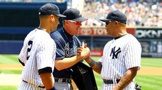 Yankees honor Chipper Jones