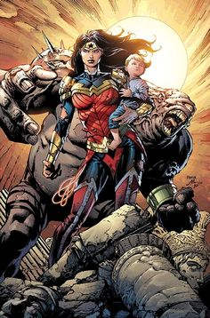 DC Comics January 2016 Covers and Solicitations - Comic Vine