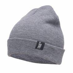 Casual Beanies for Men Women Fashion Knitted Winter Hat Solid Color Hip-hop Skullies Bonnet Unisex Cap Gorro