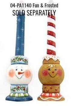 Diy Christmas Garland, Gold Christmas Decorations, Christmas Balls, Christmas Crafts, Christmas Displays, Christmas Ideas, Painted Candlesticks, Candlestick Crafts, Candleholders