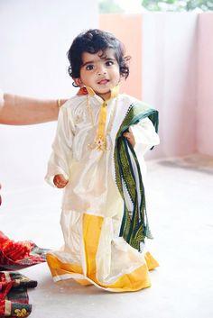 Bulli pedarayudu- panche- dhothi Baby Boy Suit, Baby Boy Dress, Baby Boy Outfits, Kids Outfits, Baby Boy Ethnic Wear, Kids Ethnic Wear, Toddler Fashion, Kids Fashion, Kids Indian Wear