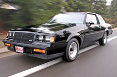 Class of '86 – Buick Regal Grand National | Hemmings Blog: Classic and collectible cars and parts