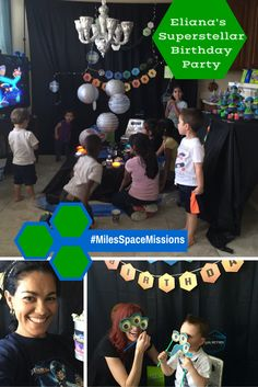 Superstellar Miles From Tomorrowland Birthday Party