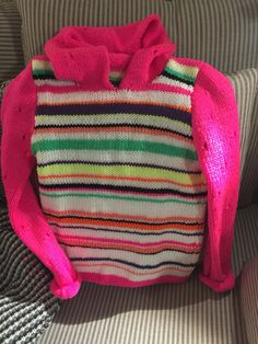 Вязание спицами для детей. Свитер для девочки 6-7 лет с капюшоном Fashion Backpack, Backpacks, Handmade, Bags, Handbags, Hand Made, Dime Bags, Women's Backpack, Craft