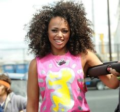 Elle Varner on the other hand has been of all gossip with her gorgeous kinky curls. Although her look isn't versatile, think of Janelle Monae for example, she keeps the fans loving her. She says her hair is natural, which is amazingly great, but you can achieve her look with our  Full Cuticle Mongolian Kinky Curl 3C-4A in lengths longer than 18inches. We have those lengths in mixed blend on custom order for our customers. (click details when shopping)