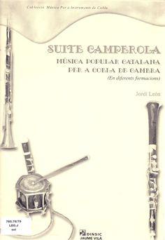 LEÓN, Jordi. Suite camperola. Barcelona: Dinsic, 2002