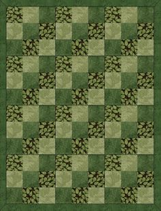 Emeralds Past Pre-cut Quilt Blocks Kit – Prime Quilts Shop