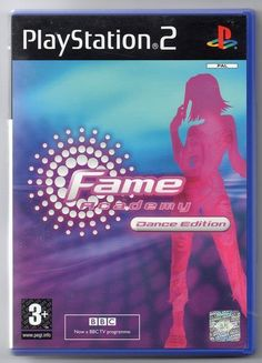 Fame Academy Dance Edition - PS2 Game - Free postage - UK seller