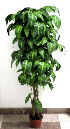 150 cm-es dekorációs fa, dús. Plants, Plant, Planets