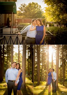 Saratoga Springs Engagement Session. © Matt Ramos Photography
