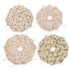 lot 10 Hessian Burlap Jute Gift Bag Wedding Favor Drawstring Jewelry Pouch Sacks