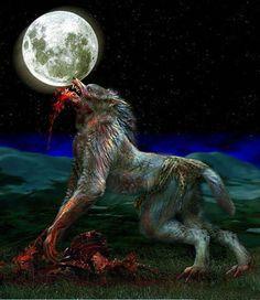 O Horror da Lua Cheia