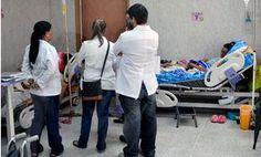 Sólo  2 ó 3% de insumos tienen la mayoría de los hospitales del país (Video)