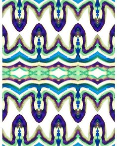 Tribal Watercolor patterns available now on #patternbank #newonpatternbank #oriental#ethnic #pattern #textiledesigner #fabric #activewear #sportswear #swimwear #patterndesign #watercolor #fashion #menswear #designstudio #textiles #fashion #textiledesign #art #print #tribal #green #home #bedding #geometric IG: @borikapattern