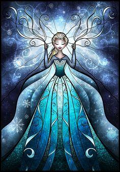 Elsa Rainha do Gelo