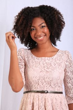 Maeling Tapp of Natural Chica.Cute braid out! How To Grow Natural Hair, Be Natural, Natural Hair Tips, Natural Girls, Natural Styles, Ethnic Hairstyles, Afro Hairstyles, Natural Hairstyles, Love Hair