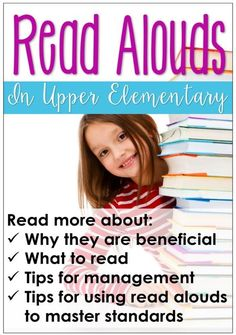 Read alouds in upper
