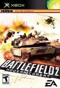 Xbox Game Used Battlefield 2 Modern Combat