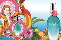 Free Escada Born in Paradise Fragrance via heyitsfree.net