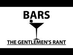 The Gentlemen's rant on BARS!!HAHA!!!  ~Gamer411