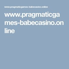 www.pragmaticgames-babecasino.online