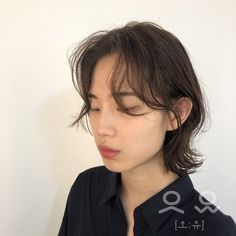 Mullet Haircut, Mullet Hairstyle, Short Shag, Dying My Hair, Shoulder Hair, Mullets, Layered Hair, Hair Inspo, Pretty People