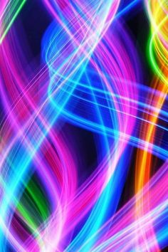 abstract or new computer fractal art Cool Wallpapers Girly, Colorful Wallpaper, Wallpaper Backgrounds, Neon Backgrounds, Iphone Wallpapers, Hd Desktop, Artistic Wallpaper, Neon Wallpaper, Blue Wallpapers