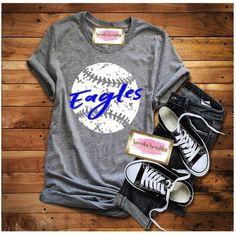 44bb605d4 Baseball Mom Shirts, Custom Baseball, Womens T-Shirt, Sports Mom, Grunge  Baseball, Baseball Tank, Softball Shirt, Personalized Shirt
