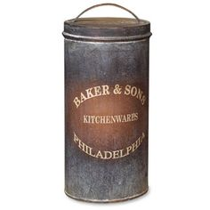 LG. BAKER & SONS TIN and others                                                      ****