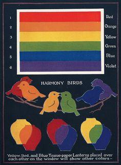 Studies in Color - Lemos