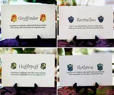 Harry Potter Wedding Inspiration Board