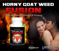 Horny Goat Weed Fusion Review - http://www.impartialreport.com/reviews/horny-goat-weed-fusion-review/