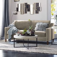 Sinatra is a Modern Floor Lamp that has the hability of combining perfectly to every room in your home. Living Room Furniture, Living Room Decor, Living Spaces, Living Rooms, White Side Tables, Modern Floor Lamps, Modern Lighting, Contemporary Sofa, Modern Interior Design