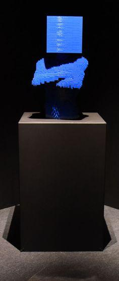 #Exposição #TheArtoftheBrick no #MuseuHistoricoNacional #RiodeJaneiro - Photo: #AlexandreMacieira | #MHS #Turismo #RJ #Brasil